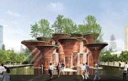 Nhà triển lãm Việt Nam vào top 15 công trình được mong đợi