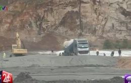 Nhà máy nhiệt điện Vĩnh Tân 2 gây ô nhiễm nặng nề