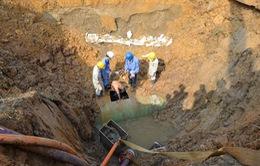 Đầu tư gần 3.700 tỷ đồng xây dựng Nhà máy nước mặt Sông Hồng