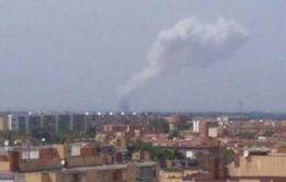Tây Ban Nha: Nổ nhà máy pháo hoa, 9 người thương vong