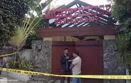 Nhà ngoại giao Trung Quốc bị bắn tại Philippines