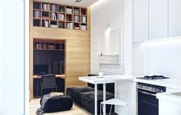 Nhà nhỏ 2 tầng mang phong cách hiện đại