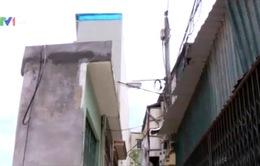 """Muôn hình vạn trạng nhà """"siêu mỏng"""", """"siêu méo"""" ở Hà Nội"""