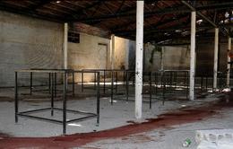 Syria: Phe nổi dậy tấn công nhà tù ở trung tâm thủ đô