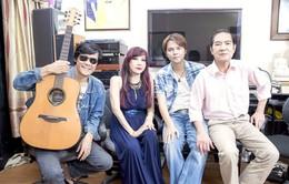 """Ca sĩ Bảo Yến hồi hộp trước liveshow """"Đường xưa"""" tại Hà Nội"""