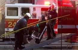 Nhà ga tàu điện ngầm Mỹ bốc khói, 1 người thiệt mạng
