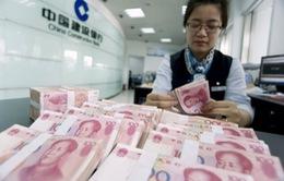 Trung Quốc tăng nhẹ tỷ giá đồng Nhân dân tệ