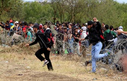 Hungary cho phép quân đội đối phó khủng hoảng di cư