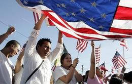 Xu hướng gia tăng người nhập cư vào Mỹ