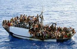 40 người di cư thiệt mạng ngoài khơi Italy