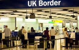 Chính sách nhập cư: Đề tài thu hút sự chú ý của cử tri Anh