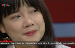 Nhã Phương khóc vì giọng hát ngọt ngào của Kang Tae Oh