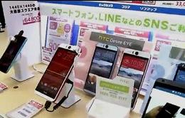 Nhật Bản sẽ hạ giá cước thuê bao điện thoại di động