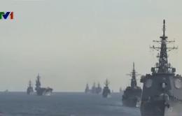 Sách Trắng quốc phòng Nhật lên án Trung Quốc cải tạo đảo ở Biển Đông