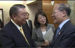 Chủ tịch Quốc hội gặp Chủ tịch Hạ viện Nhật Bản tại New York