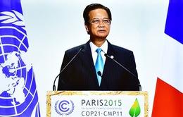 Thủ tướng Nguyễn Tấn Dũng phát biểu tại COP 21