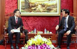 Chủ tịch nước tiếp Phó Chánh văn phòng Nội các Nhật Bản