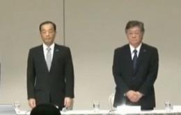 Ba tập đoàn lớn Nhật Bản thừa nhận hành vi gian lận nội bộ