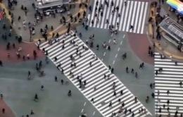 Du khách Trung Quốc chuyển hướng sang Nhật mua sắm