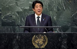 Nhật Bản tăng viện trợ cho người tị nạn Syria và Iraq