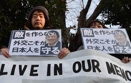 Nhật Bản xác nhận việc thu hộ chiếu của phóng viên muốn đến Syria
