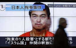 Chính phủ Nhật Bản yêu cầu Jordan hợp tác cứu con tin Nhật Bản