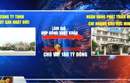 Bắt giam đại gia thủy sản Cà Mau lừa đảo 250 tỷ đồng