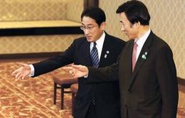 Nhật Bản và Hàn Quốc xúc tiến Hội nghị Thượng đỉnh song phương