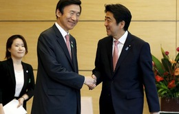 Quan hệ Nhật Bản – Hàn Quốc có tín hiệu cải thiện