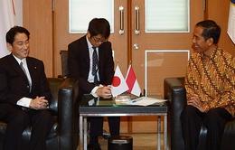 Indonesia và Nhật Bản thúc đẩy hợp tác quốc phòng