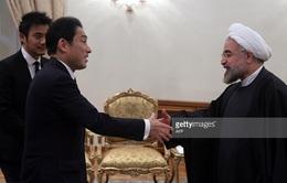 Iran, Nhật Bản thúc đẩy hợp tác song phương