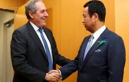 Mỹ, Nhật Bản đạt tiến bộ trong đàm phán TPP