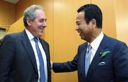 Mỹ và Nhật Bản đạt tiến bộ trong đàm phán TPP