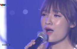 Quán quân Vietnam Idol Nhật Thủy và phần trình diễn tỏa sáng tại BHV tháng 9