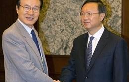Cố vấn an ninh quốc gia Nhật Bản thăm Trung Quốc