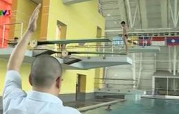 SEA Games 28: ĐT nhảy cầu Việt Nam áp lực trước mục tiêu giành HCV