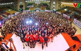 2.400 thí sinh háo hức tranh tài Canon PhotoMarathon 2015 tại Hà Nội