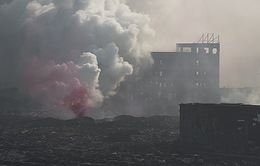 Ám ảnh kinh hoàng từ vụ nổ Thiên Tân, Trung Quốc