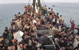Malaysia tìm kiếm người di cư trên biển