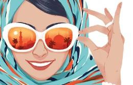 Những tiểu thư Hồi giáo: Cuốn tiểu thuyết về những cô gái Arab thượng lưu