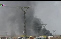 Tây Ban Nha: Nổ nhà máy pháo hoa, 11 người thương vong
