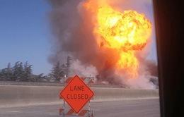 Mỹ: Nổ đường ống dẫn khí đốt tại California