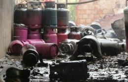 Thừa Thiên Huế: Nổ lớn tại kho chứa gas