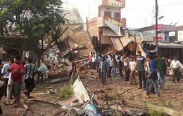 Ấn Độ: Nổ bình gas, ít nhất 50 người thiệt mạng