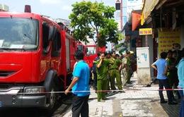 Nổ bình gas tại TP.HCM, 2 mẹ con tử vong tại chỗ