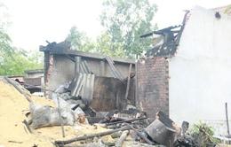 Quảng Nam: Bình hơi bất ngờ phát nổ, 2 người chết tại chỗ