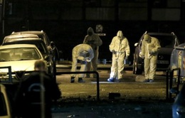 Nổ bom ngay tại trung tâm thủ đô Athens