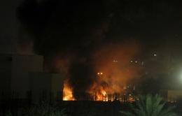 Iraq: Nổ bom tại 2 khách sạn 5 sao, 10 người thiệt mạng
