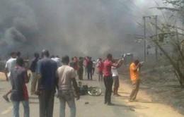 Nổ nhà máy khí hoá lỏng tại Nigeria, hơn 100 người thiệt mạng