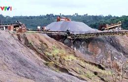 Đăk Nông: Nổ mìn khai thác đá gây nguy hiểm cho người dân